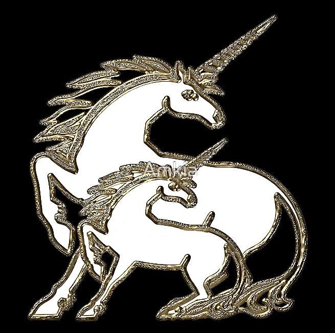 Unicorn by Amkia