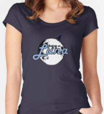 Join Us On Luna Women's Fitted Scoop T-Shirt