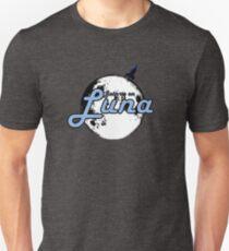 Join Us On Luna Unisex T-Shirt