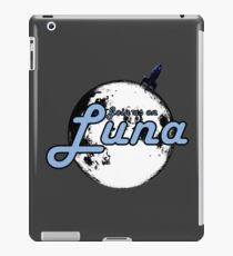 Join Us On Luna iPad Case/Skin