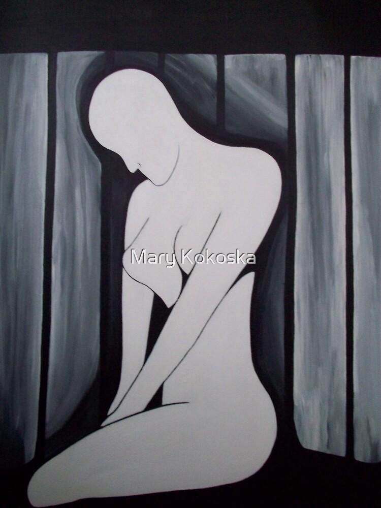 Caged by Mary Kokoska