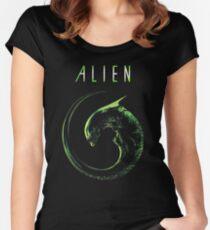 Alien Covenant logo2 Women's Fitted Scoop T-Shirt