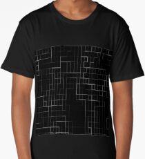 Line Art Long T-Shirt