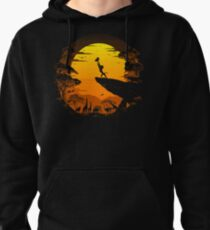 The Circle of Life Pullover Hoodie