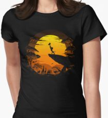 The Circle of Life Women's Fitted T-Shirt