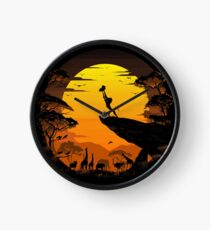 The Circle of Life Clock
