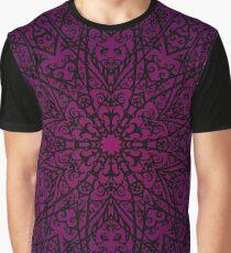 Mandala *deep purple* Graphic T-Shirt