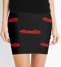 Thundercats Text Logo Mini Skirt