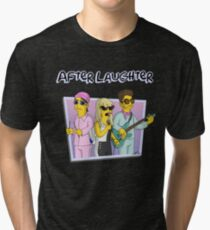 After Laughter - Simpsons Style! Tri-blend T-Shirt