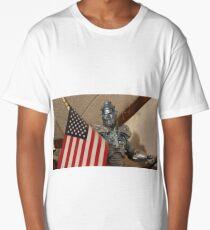 mr freeze Long T-Shirt