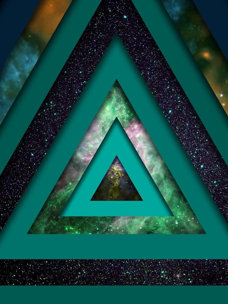 «la tête dans les étoiles» par Keweb