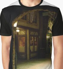 View from the Doorway Graphic T-Shirt