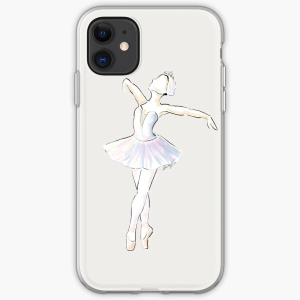 Swan Lake iPhone Soft Case