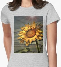 Your Daily Sunshine Womens Fitted T-Shirt