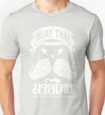 Muay Thai The Fist of King - Thailand Martial Art Unisex T-Shirt
