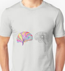 Emotional and analytic Unisex T-Shirt