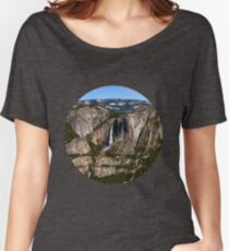 Sunny Day In Yosemite Women's Relaxed Fit T-Shirt