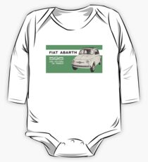 Abarth 595 vintage One Piece - Long Sleeve