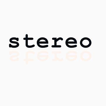 Stereo by smarkm