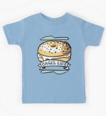 Bagel Life - Alles Bagels sind alles für mich Kinder T-Shirt