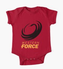 the western force One Piece - Short Sleeve