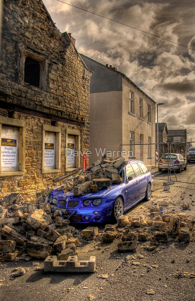 Falling Apart by Dave Warren