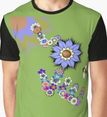 (Falling In) Love Sunny Bee Graphic T-Shirt