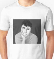 Lonely Moonlight Unisex T-Shirt