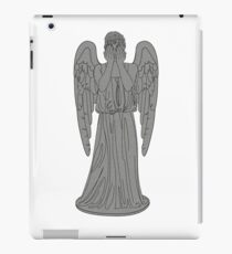Single Weeping Angel iPad Case/Skin