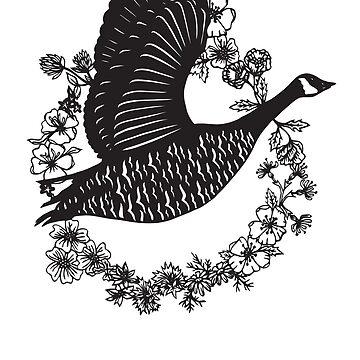 Wild Goose by thethinks