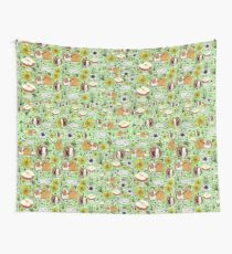 Guinea Pigs Wall Tapestry