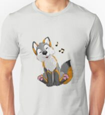Singing, swinging Greyfox T-Shirt