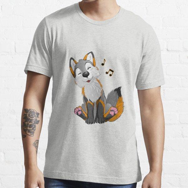Singing, swinging Greyfox Essential T-Shirt