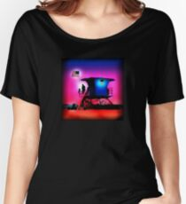 """""""Channel Islands"""" Women's Relaxed Fit T-Shirt"""