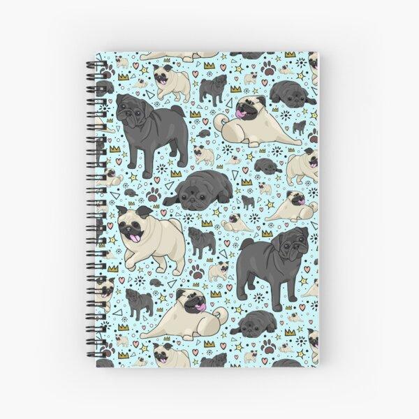 Pug Life Spiral Notebook