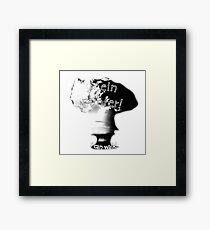 I Can Walk! (Dr. Strangelove) Framed Print