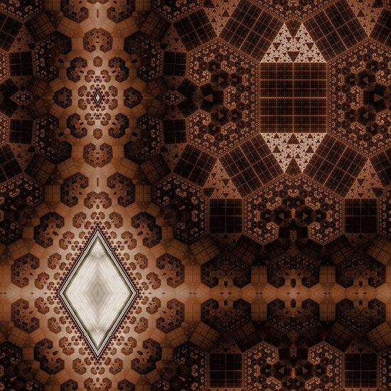 Pythagorean Nightmare by Ross Hilbert