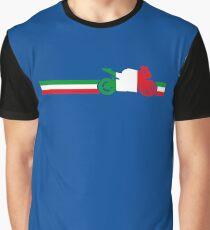 Italian Motorcycle Graphic T-Shirt