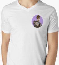 Tenth Doctor Men's V-Neck T-Shirt