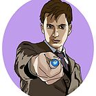 Tenth Doctor by Harrenhalghost
