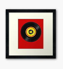 Like a Record, Baby Framed Print