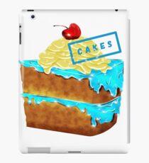 CAKES iPad Case/Skin