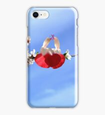 Two birds on a branch iPhone Case/Skin