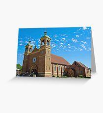 St Patricks Church Study 2  Greeting Card