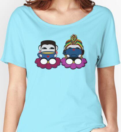 STPC: Naka Do & Oyo Yo (Truth & Sipping Tea) Relaxed Fit T-Shirt