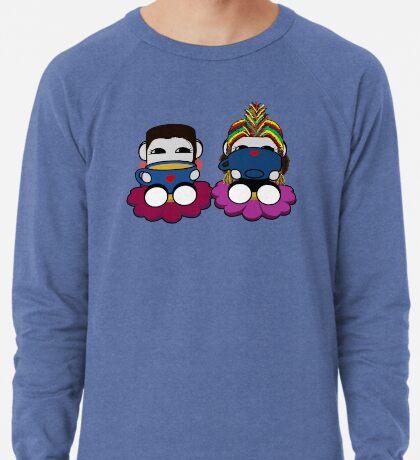 STPC: Naka Do & Oyo Yo (Truth & Sipping Tea) Lightweight Sweatshirt