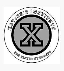 Xavier's School Photographic Print