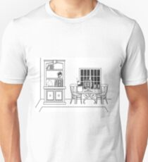 Living room Unisex T-Shirt
