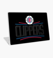 clippers Laptop Skin