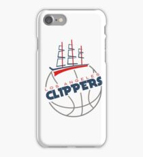 los angeles clippers iPhone Case/Skin